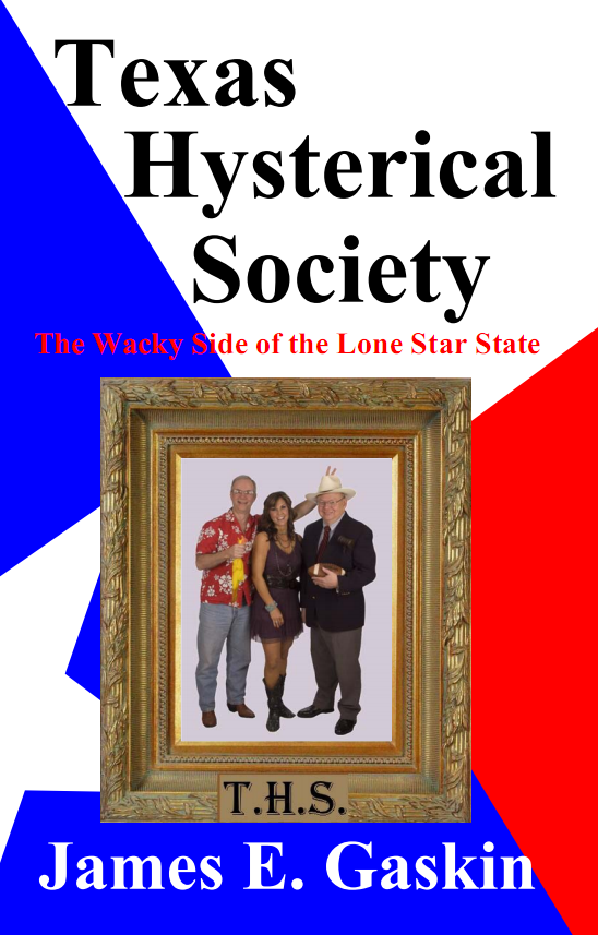 Texas Hysterical Society cover
